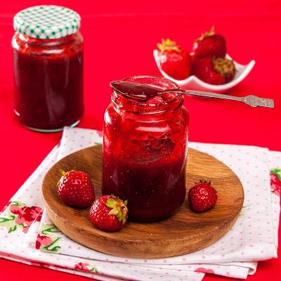 Мармалад от ягоди