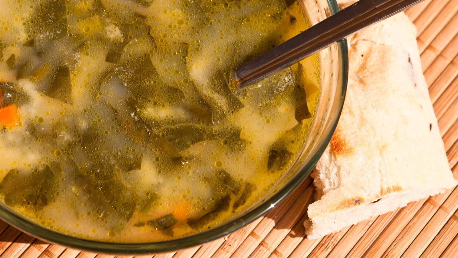 Супа от лапад