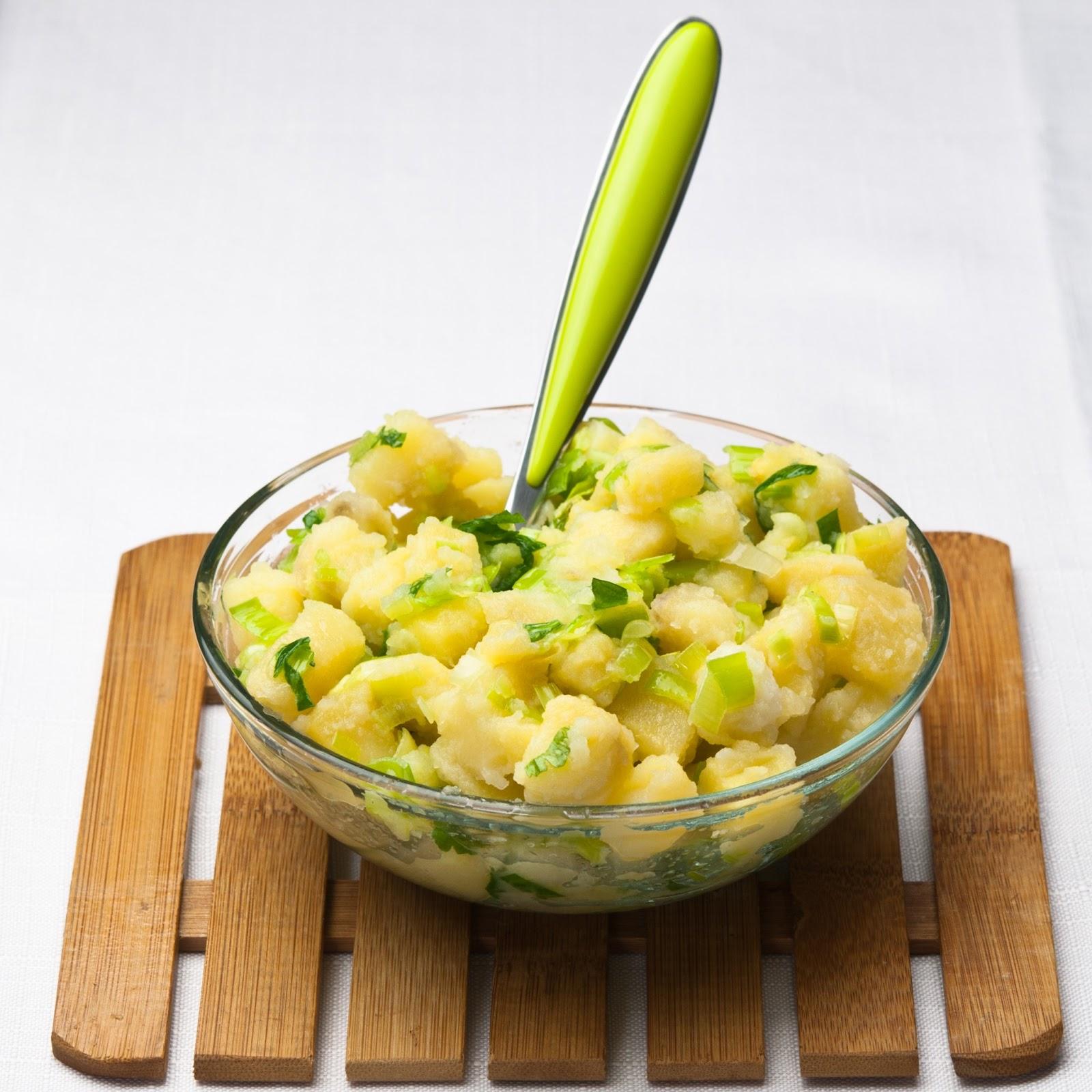 Класическа картофена салата