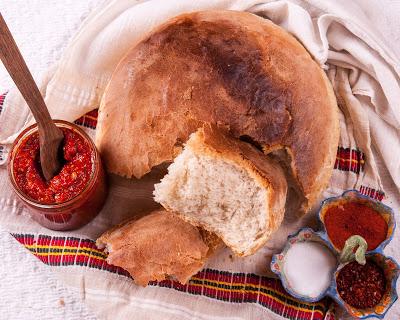 Бърз и лесен домашен хляб